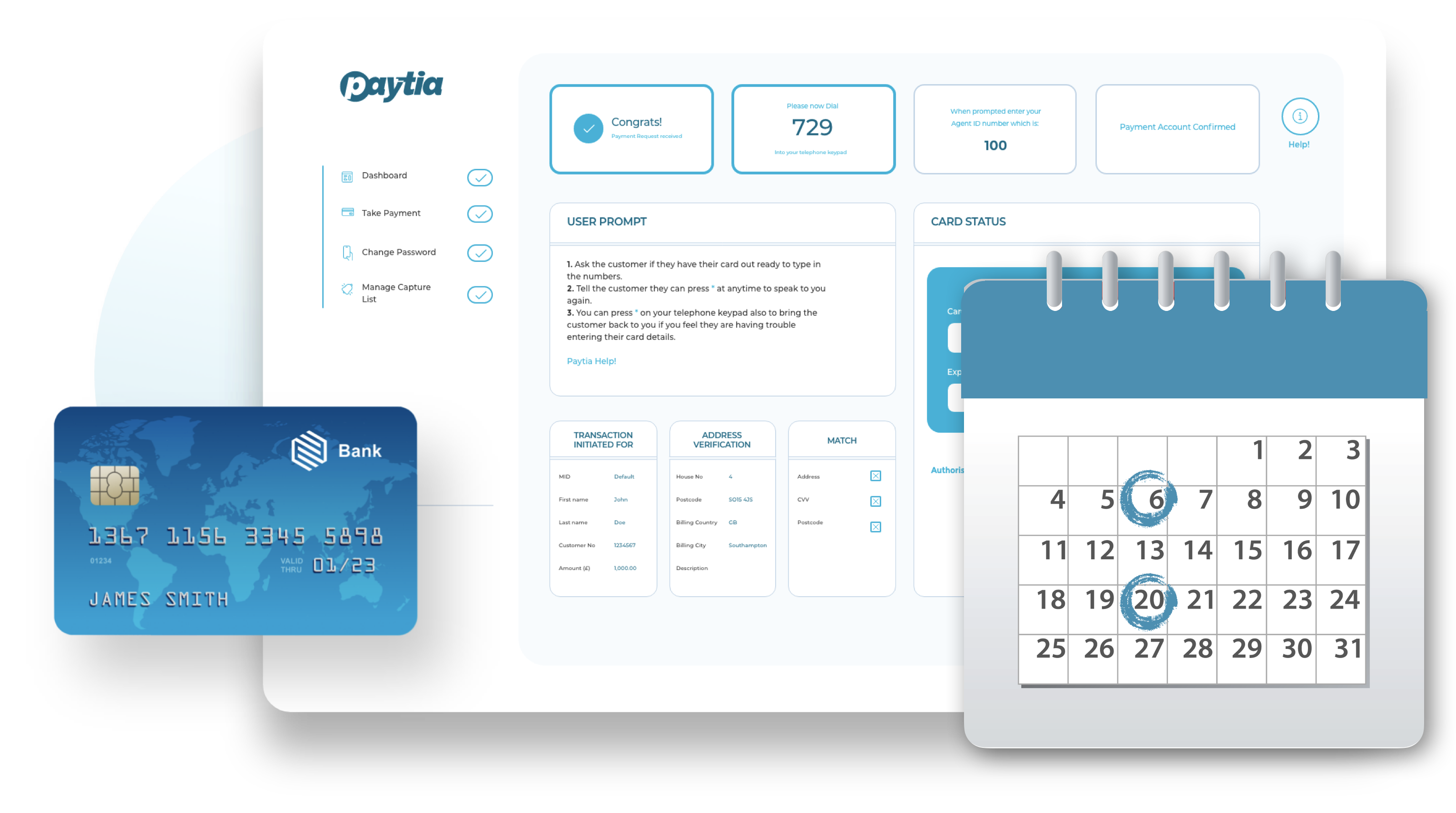 recurring secure payments by phone