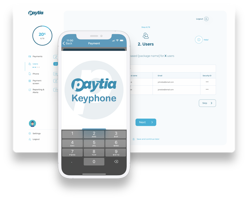 secure phone payments product montage 2